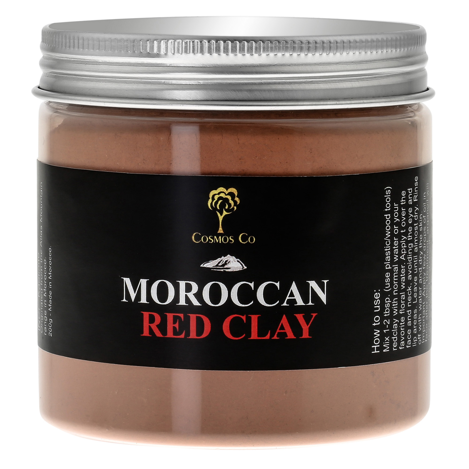 Cosmos-Co-rødt-ler-moroccan-red-clay